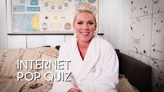 Download Internet Pop Quiz: P!nk Mp3 and Videos