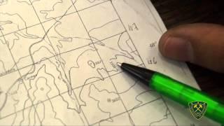 Cálculos en una carta geográfica