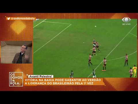 Neto: Time do Palmeiras é melhor que o do Corinthians