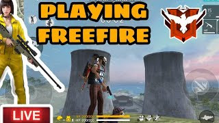 Garena Free Fire Live Rank Match Gameplay with Bomb Squad