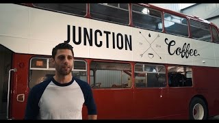 Junction Coffee - Double decker bus joins people and coffee