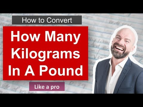 ✅ How Many Kilograms In A Pound