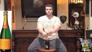 Kingsley Brut North Coast Sparkling Wine Review (Hopland, Mendocino, California, USA)