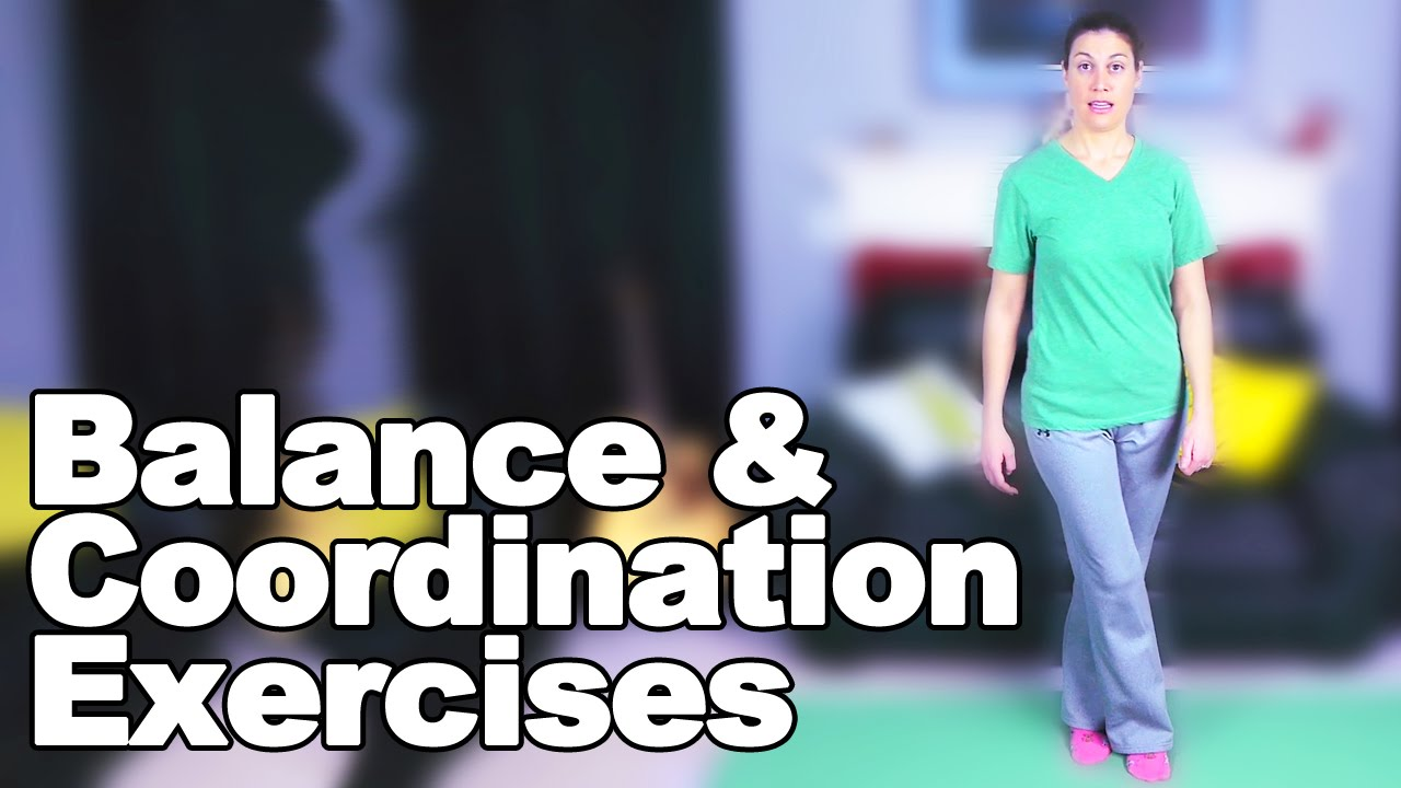 coordination exercises physical therapy pdf