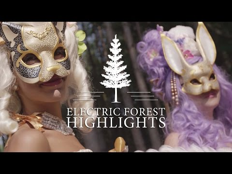Electric Forest 2015: Thank You (Highlights)