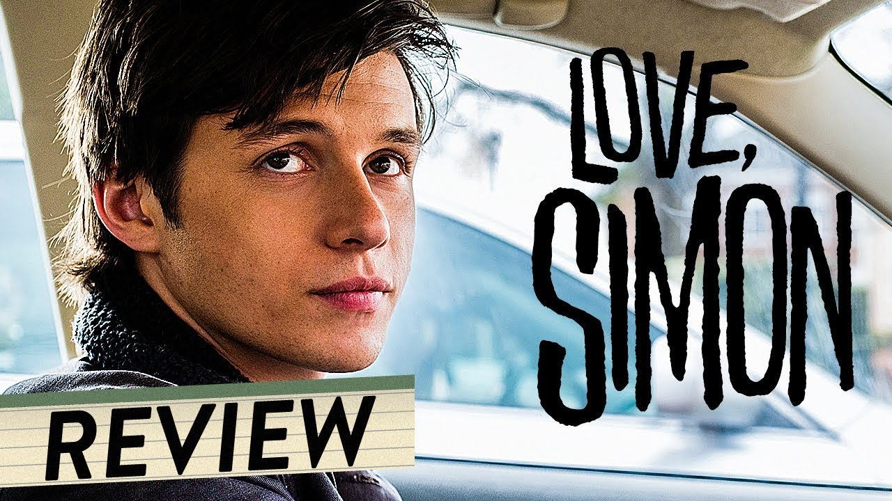 LOVE, SIMON | Review & Kritik - YouTube