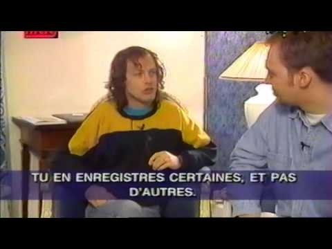 AC/DC - Interview Angus Young + Back in Black (Live, Paris) - 1996