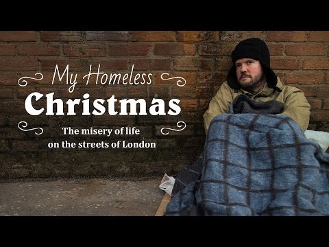 My Homeless Christmas: The misery of life on the streets of London (Trailer)