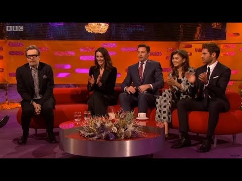 Graham Norton Show S22E13 - Hugh Jackman, Zendaya, Zac Efron, Suranne Jones, Gary Oldman