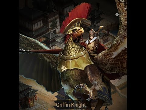 T13 Griffin Knight Requirement Guide - THE DEADLIEST TROOP IN CLASH OF KINGS!!