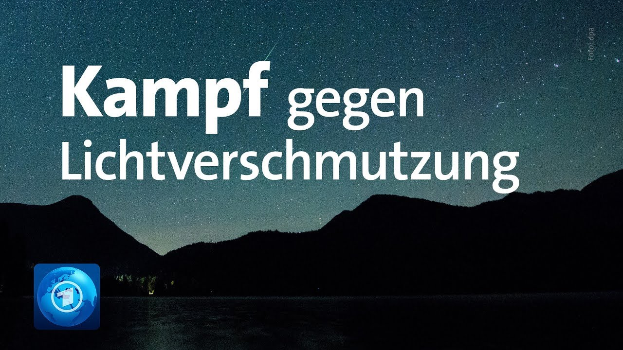 """Kampf gegen Lichtverschmutzung: Fulda ist erste deutsche """"Sternenstadt"""""""