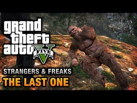 GTA 5 - Bigfoot - The Last One [100% Gold...