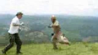 Capoeira de Gaúcho
