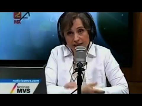 MVS rompe relaciones con Carmen Aristegui