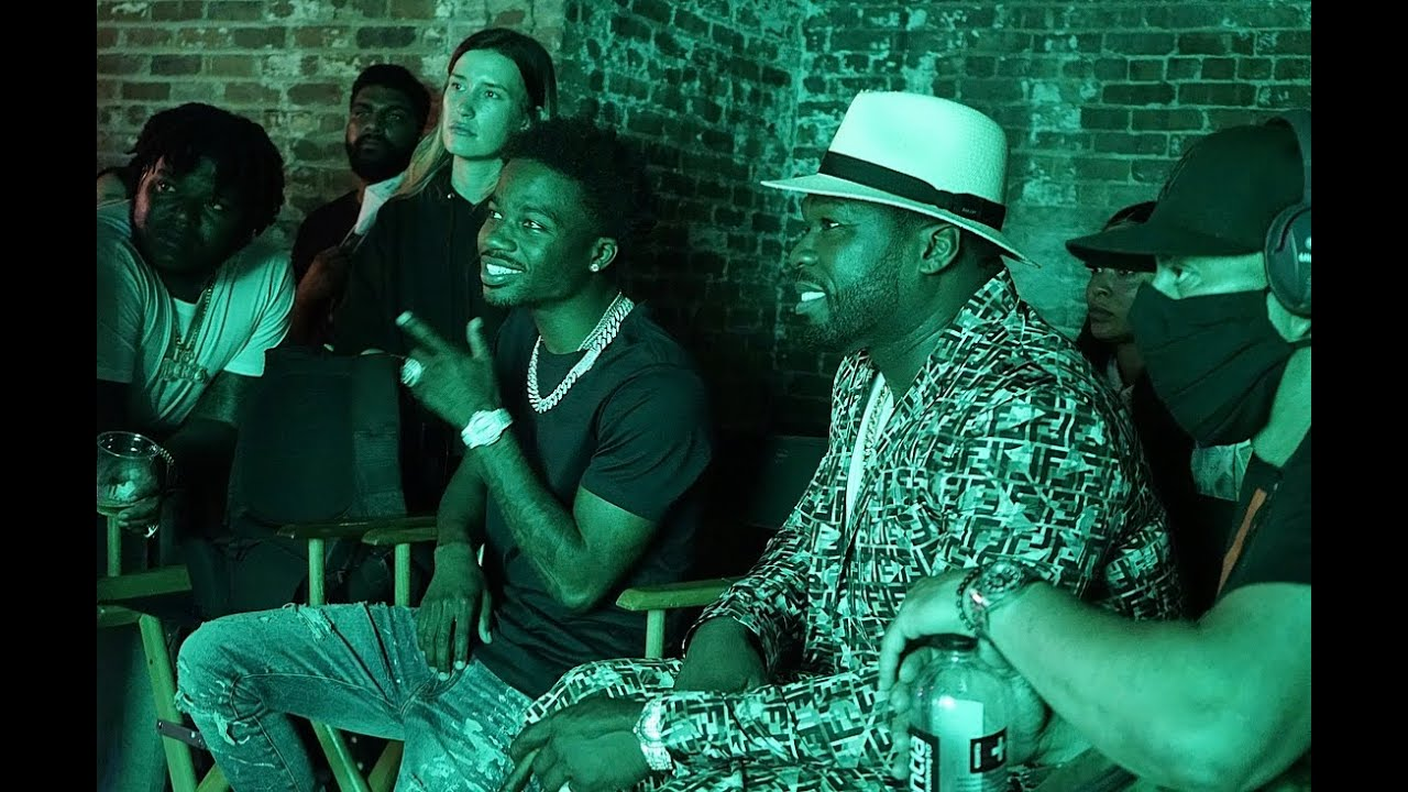 50 Cent Surprise Birthday Party in New York City!