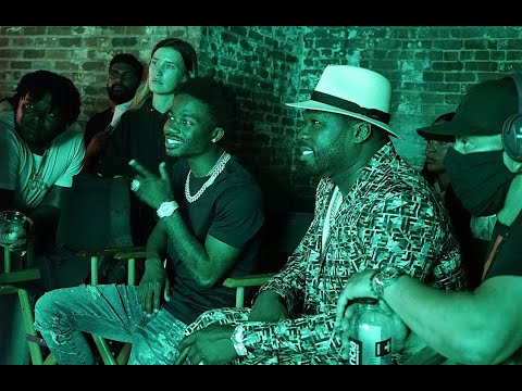 "Behind The Scenes | Pop Smoke Feat. 50 Cent & Roddy Ricch – ""The Woo"""