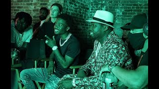 Behind The Scenes | Pop Smoke Feat. 50 Cent & Roddy Ricch -