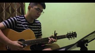 Tagpuan by Moira Dela Torre ⛲️ Cover   Jerome Ventinilla