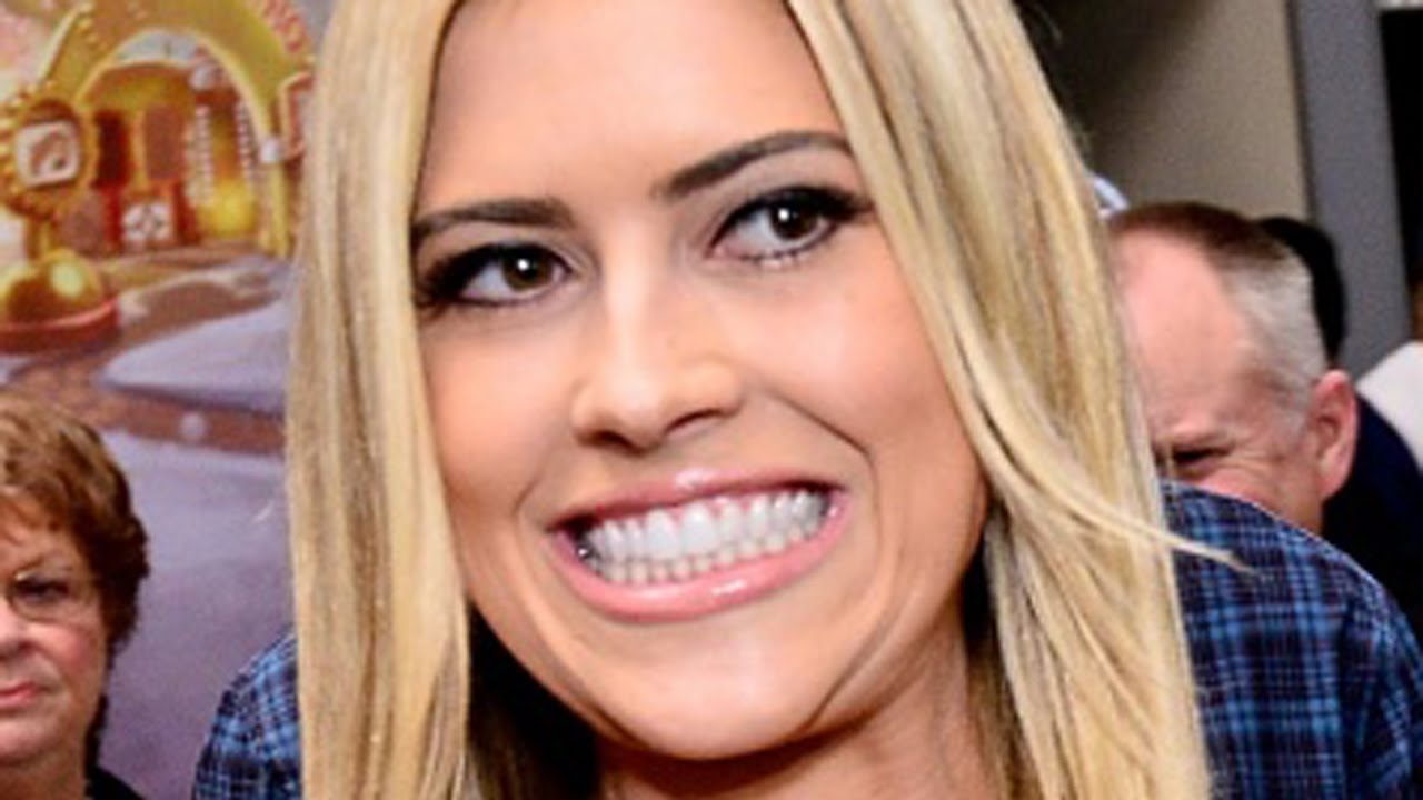 Video Christina El Moussa nude photos 2019