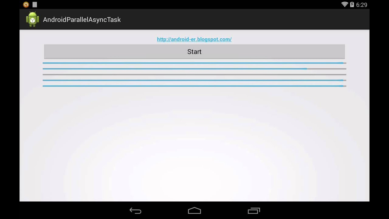 Execute multi AsyncTask at the same time, running on KitKat
