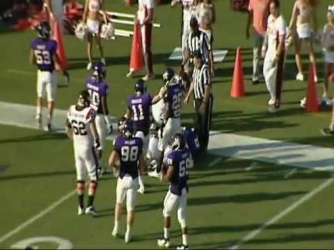 Chris Baker ECU OLB #6