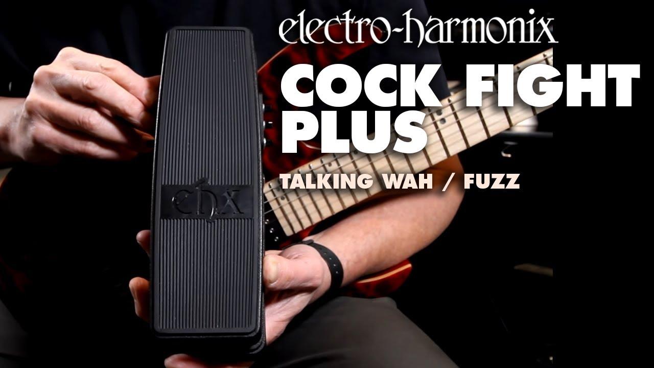 EHX Electro Harmonix Cock Fight Plus Pedal Brand New in Box