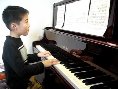 PIANO:Croatian Rhapsody (克罗地亚狂想曲) --- Maksim