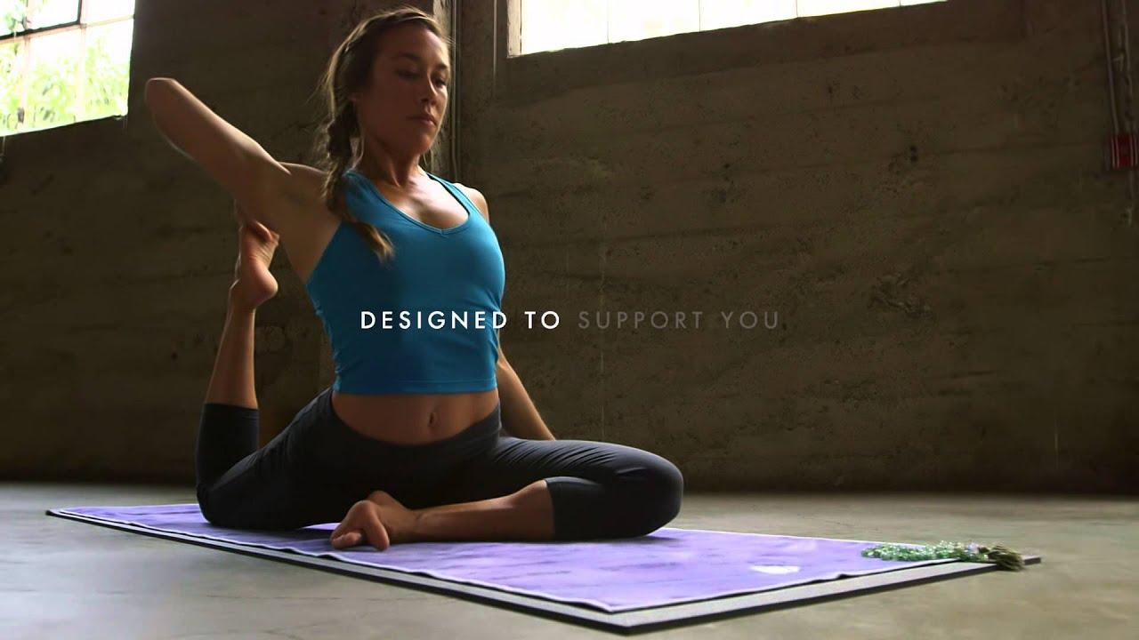 Manduka Introduces Yogitoes Towels Youtube