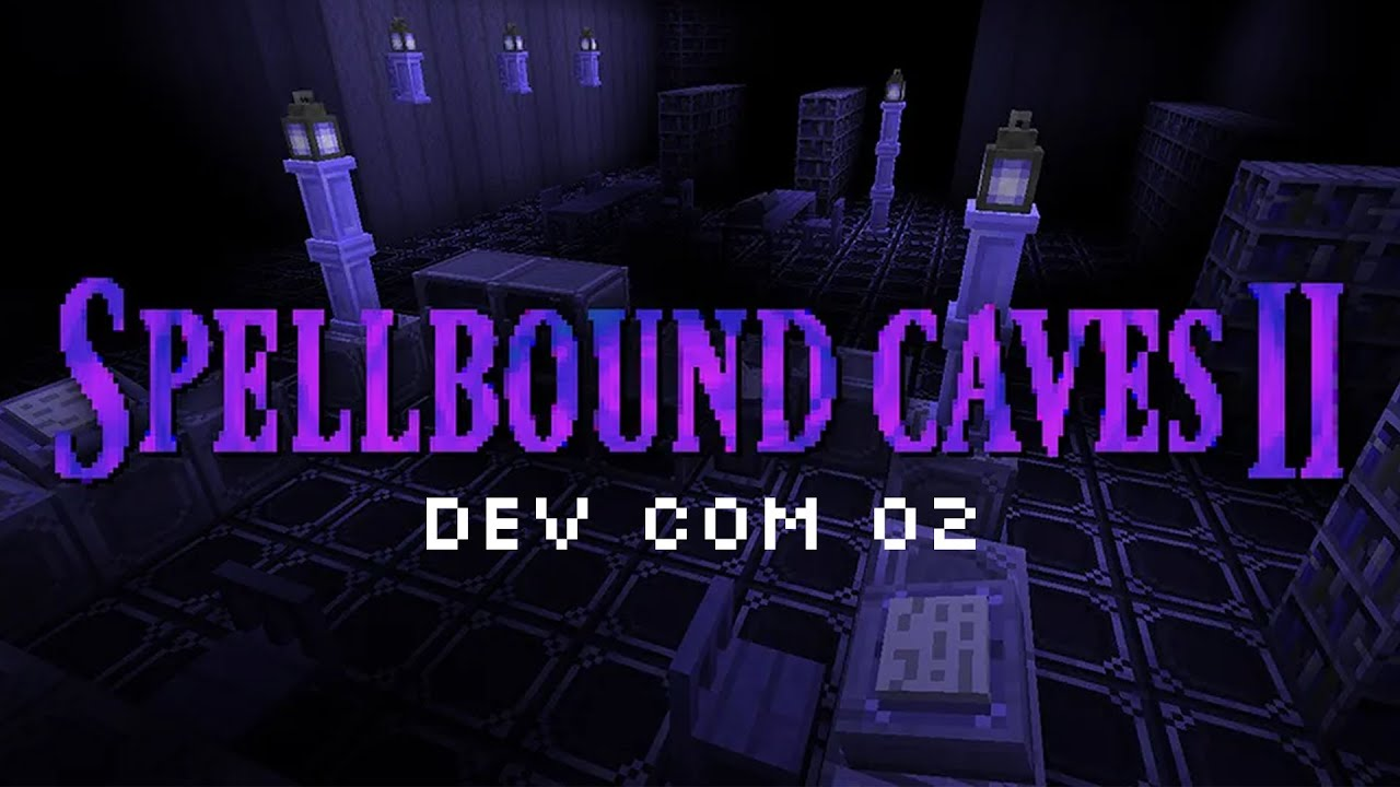 Download Spellbound Caves II Map - Developer Commentary - Ep02