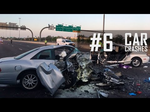 Death On The Road, Deadly Accidents Compilation #6