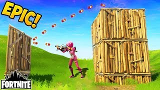 5000 IQ Grenade Launcher! - Fortnite Funny Fails and WTF Moments! #110 (Daily Moments)