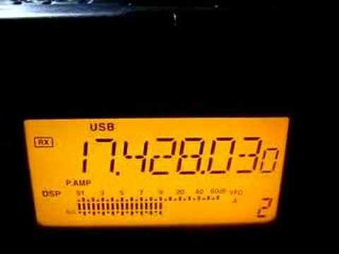 Kyodo Fax News on Shortwave