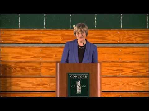 90th Keynote Speech by Drew Gilpin Faust '64