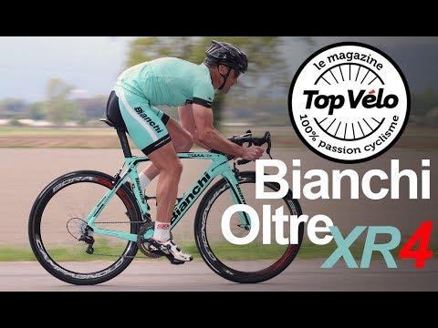 Essai Bianchi Oltre XR4 : Un vélo d'exception pour le coursier !