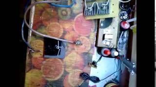 видео трансформатор для точечной сварки своими