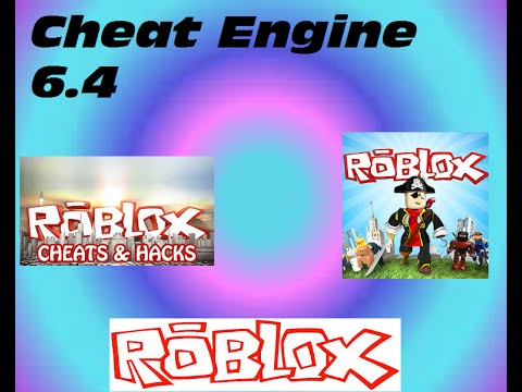Cheat Engine 6 4 Roblox Speed Hack And Super Jump Youtube