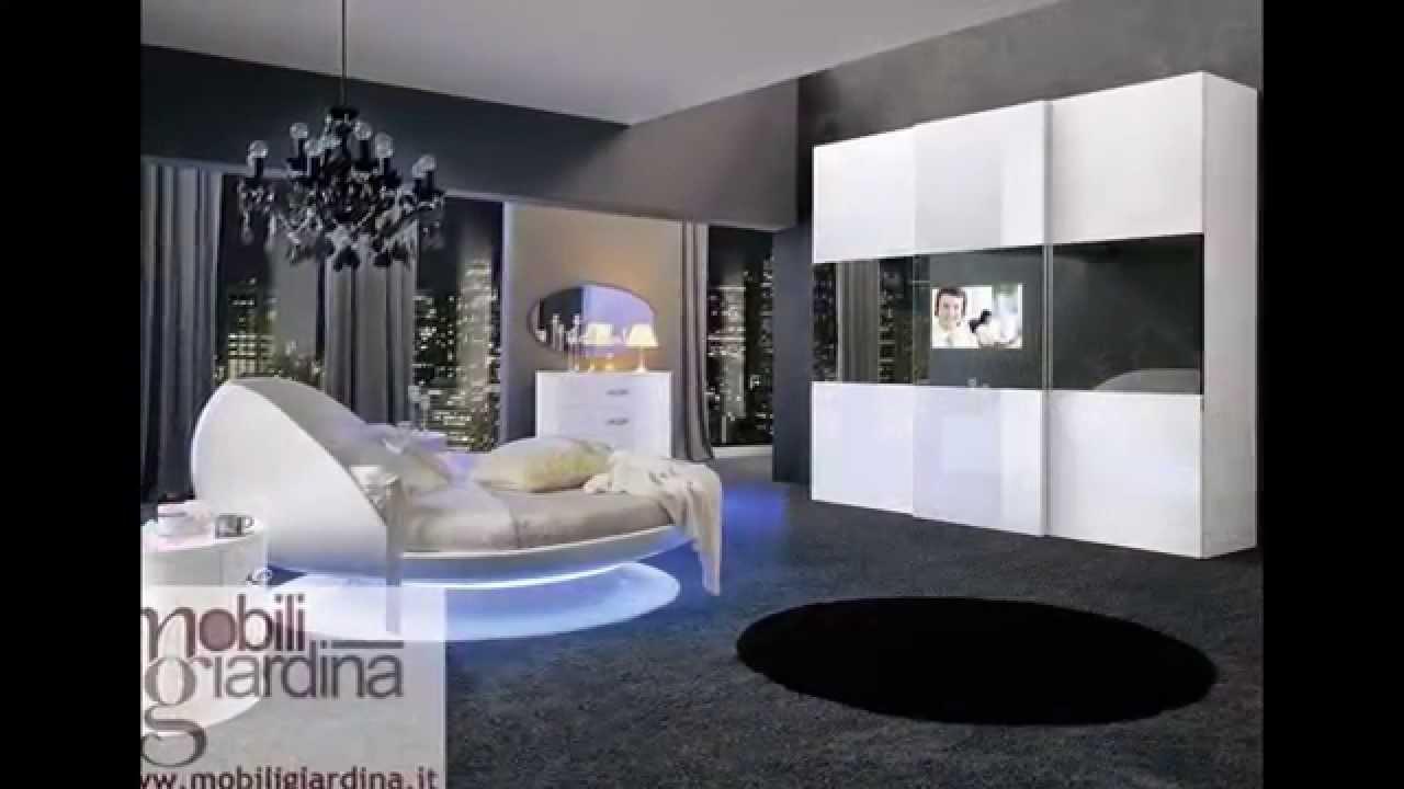 camera da letto moderna a catania Serenissima - YouTube