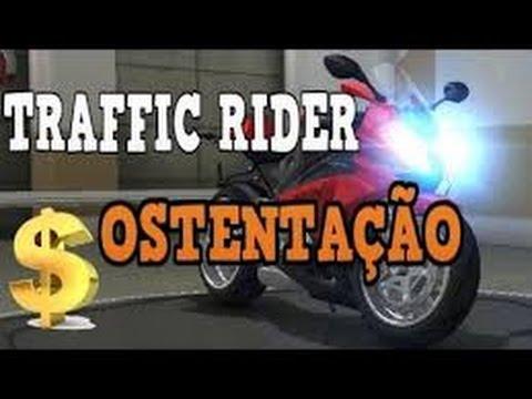 COMO TER DINHEIRO INFINITO NO TRAFFIC RIDER