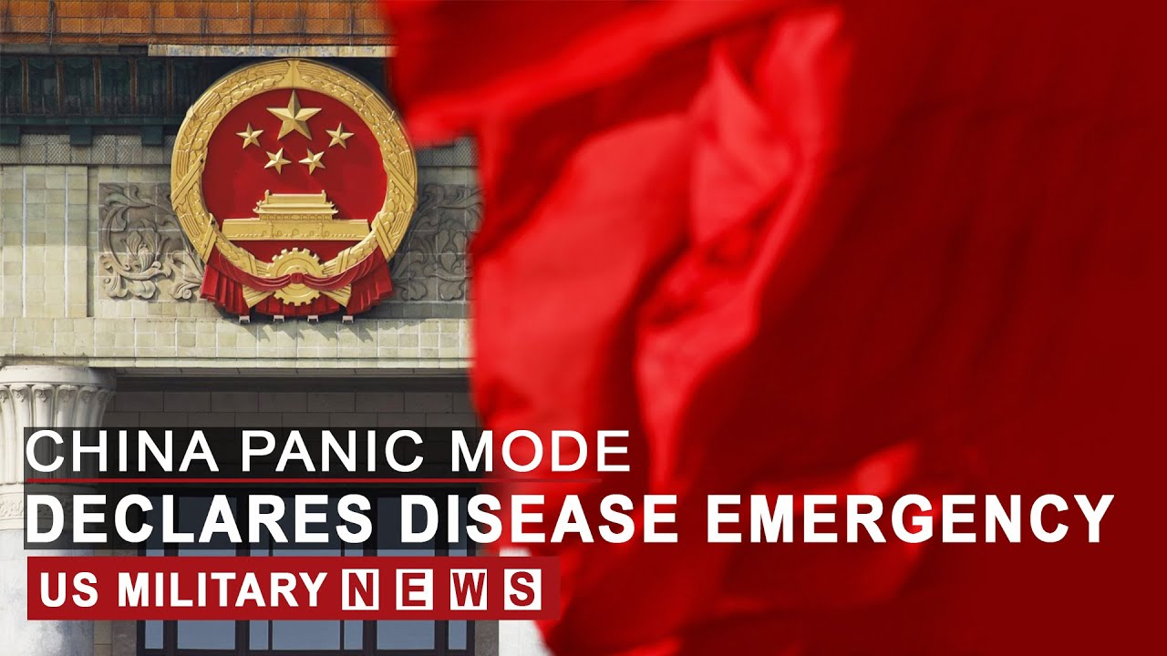 China declares disease emergency as Black Death cases rapidly rise