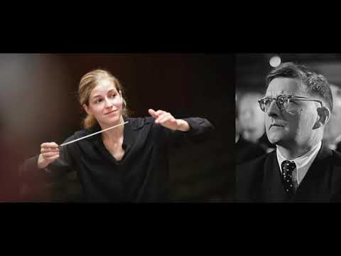 Karina Canellakis conducts Shostakovich - Symphony No. 8 (2018)