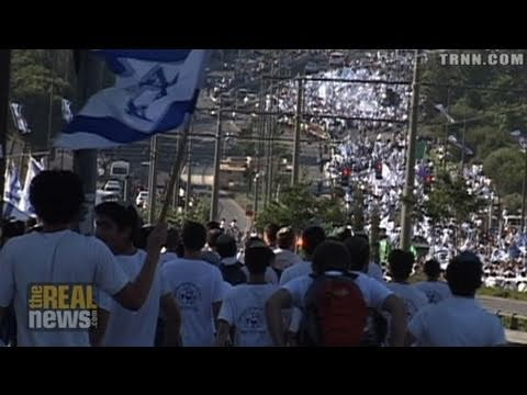"""Thousands of Israeli youth chant """"Mohammad is Dead"""""""