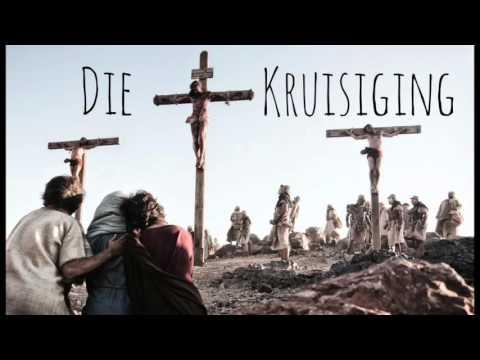 25 Maart - DIE KRUISIGING - Francois Boyce