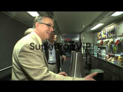 Jeffrey R. Moreland, Joseph Szabo, Joe McHugh at Amtrak N...