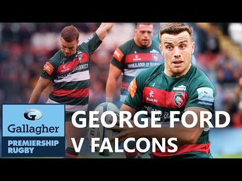 George Ford V Newcastle Falcons | The Breakdown | Gallagher Premiership