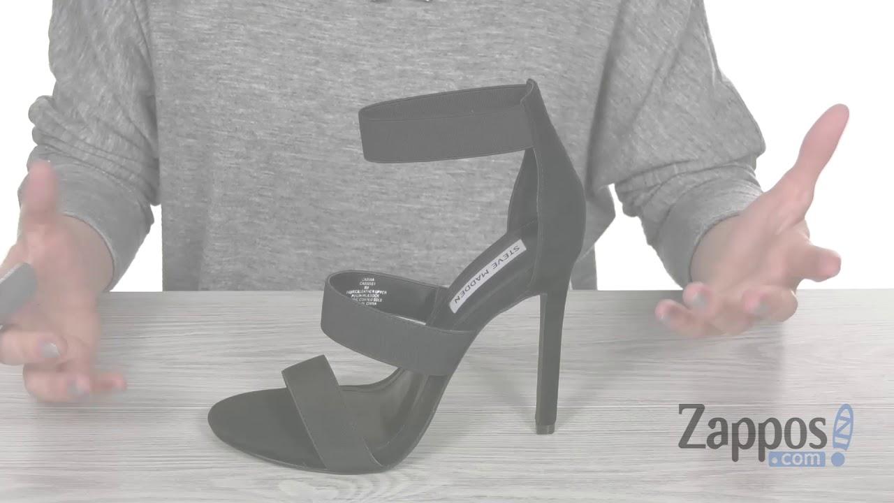 78e7c80eac7 Steve Madden Carina Dress Sandal SKU  9172067 - YouTube
