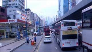 Repeat youtube video 九巴 S 3AV188 HD199@277X 觀塘道-藍田鐵路站