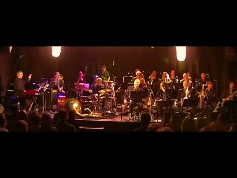 """Charlier/Sourisse """"Multiquarium Big Band"""" L'afrobeat Improbable"""