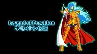 Saint Seiya ~ Original Soundtrack VII ~ Legend of Poseidon / ポセイドン伝説