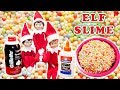 watch he video of Elf on the Shelf Elves Shows How to Make SLIME with The Patsy Family Day 18 Christmas 2017