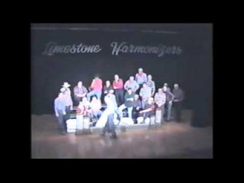 1987 Limestone Harmonizers Show second half